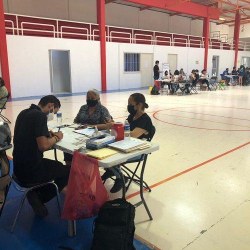 001 CONCLUYE CENTRO DE IDENTIFICACIÓN HUMANA DE COAHUILA LA TOMA DE MUESTRAS REFERENCIALES EN MONTERREY