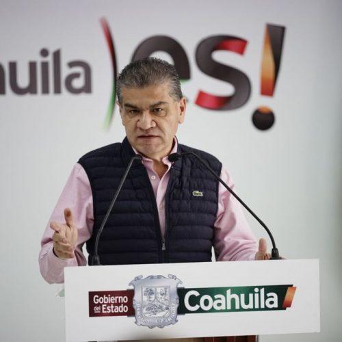 001 EN COAHUILA SE SUMAN MÁS INVERSIONES, SE MANTIENE EL DESARROLLO ECONÓMICO Y SOCIAL- MARS