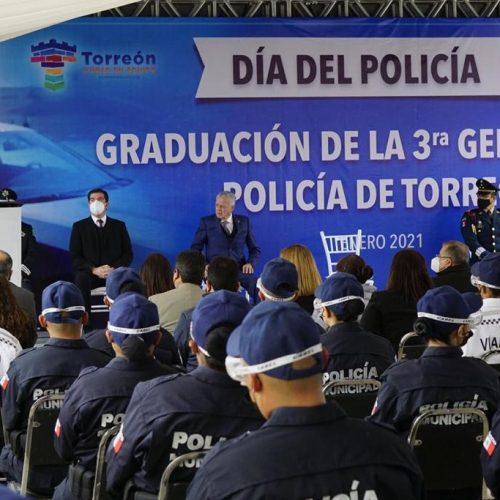 005 COAHUILA SE CONSOLIDA CON SUS POLICÍAS PREVENTIVAS- MARS