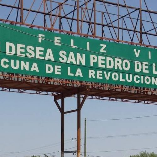 SAN PEDRO DE LAS COLONIAS